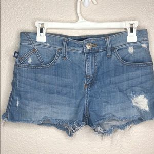 Rock and republic light colored shorts 6